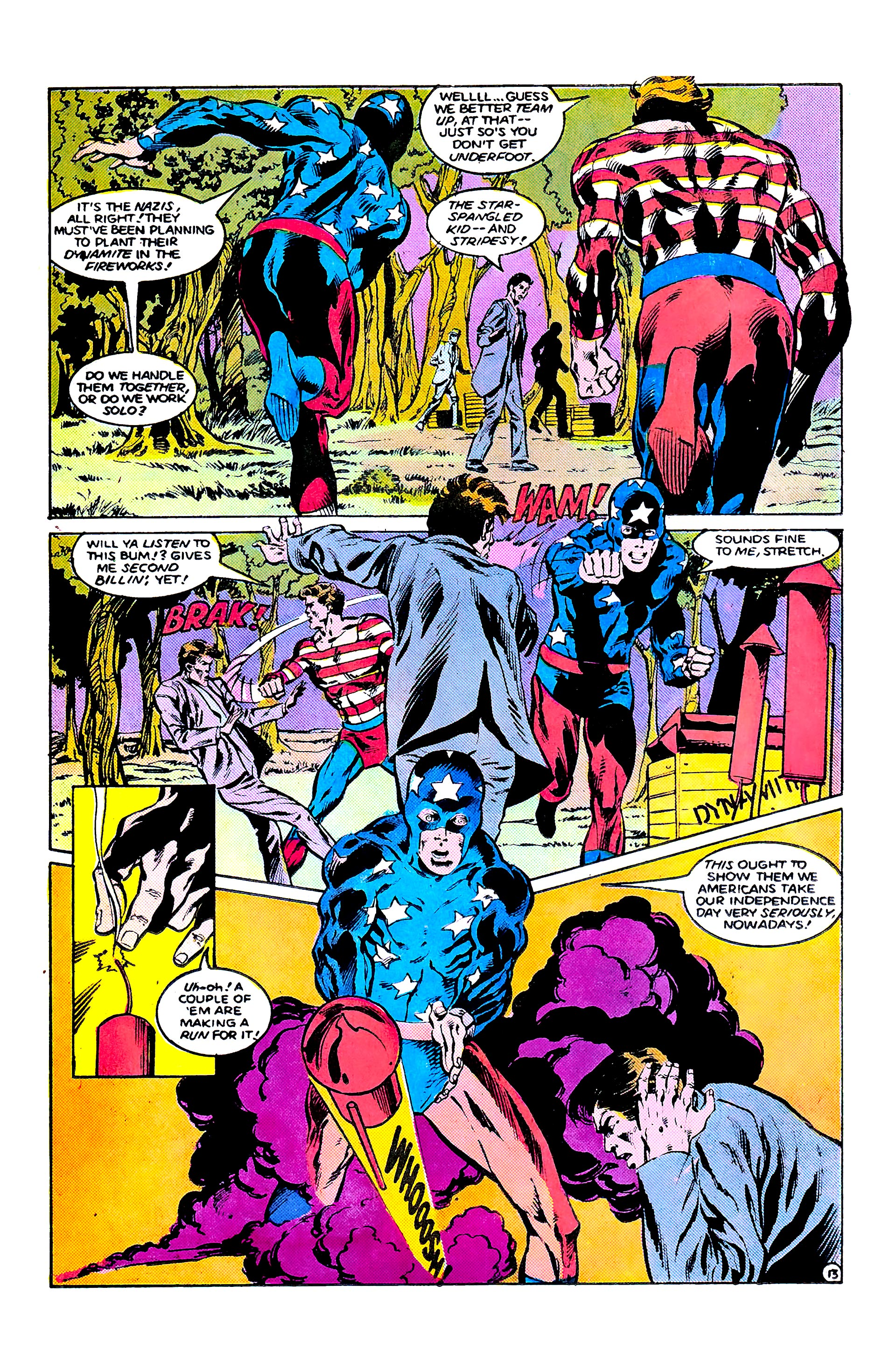 Read online Secret Origins (1986) comic -  Issue #9 - 18