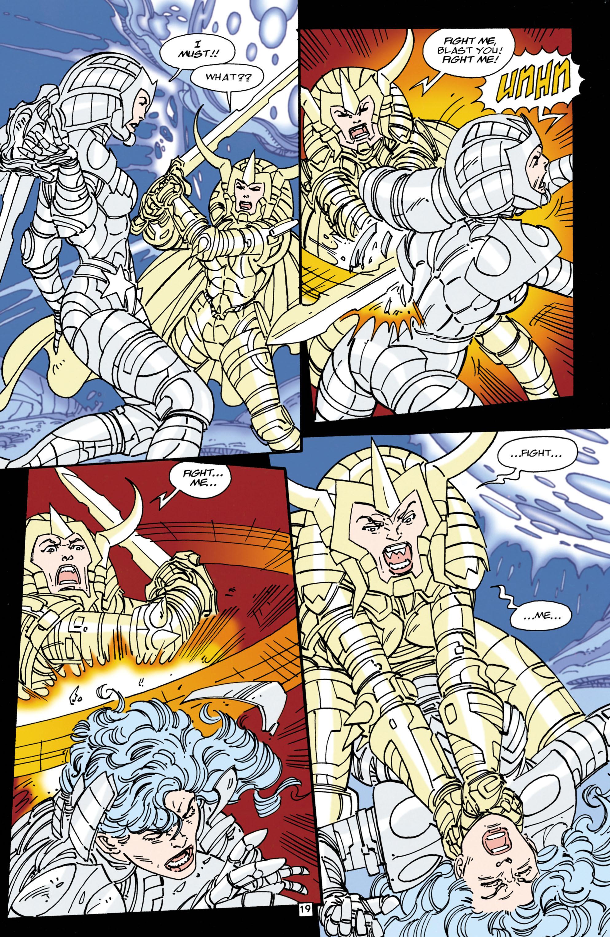 Read online Wonder Woman (1987) comic -  Issue #108 - 19