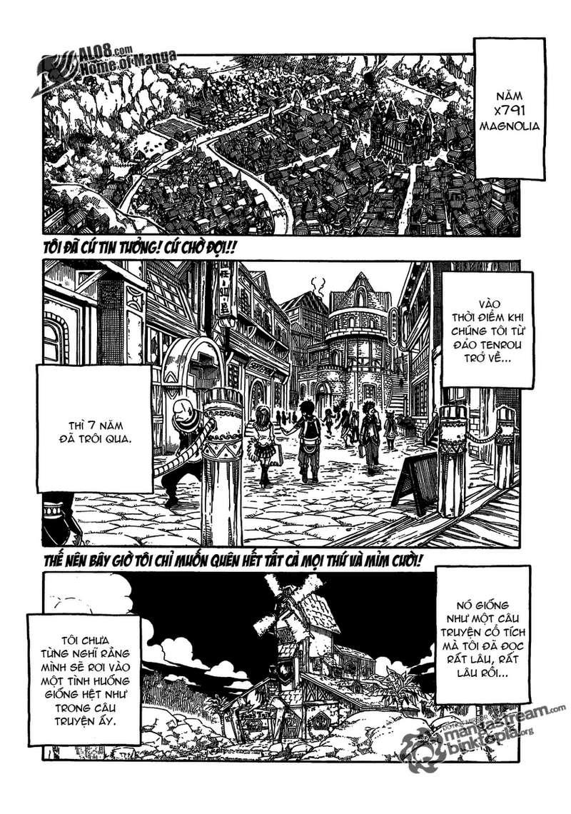 Fairy Tail chap 256 trang 2