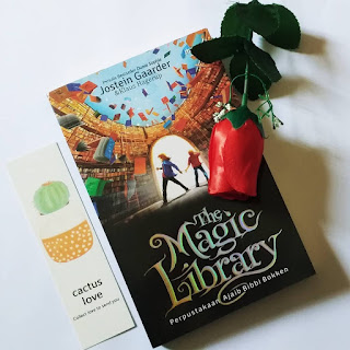The Magic Library - Kholil Media