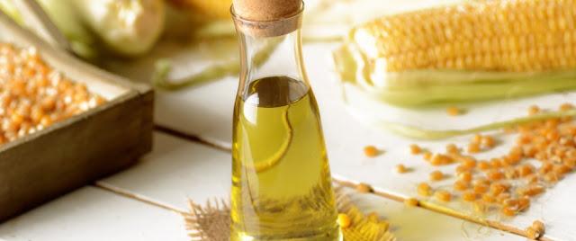 زيت الذرة يخفض الكوليسترول الضار
