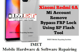 Redmi Y2 Mi Account Permanently Without Any Box - IMET