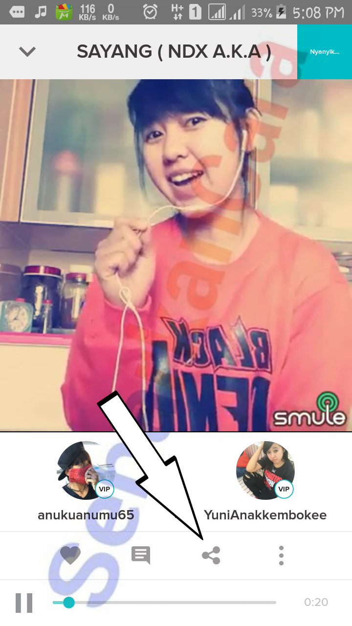 Smule android video converter