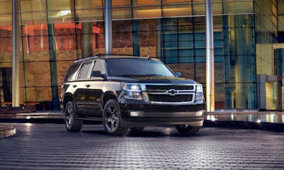 2017 Tahoe and Suburban Will Be Available in a Midnight Edition