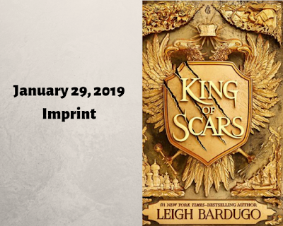 King of Scars, Leigh Bardugo, InToriLex