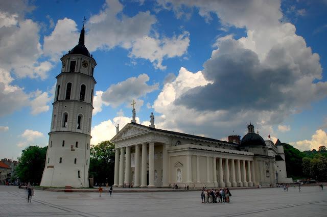 Vilnius en tres días: presupuesto viaje y alojamiento