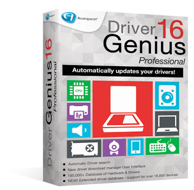 Download Driver Genius Professional 16 Full Crack