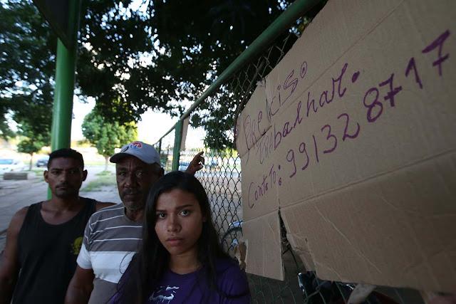 Pedidos de refugio de venezolanos en Brasil hasta abril igualan a los de 2016