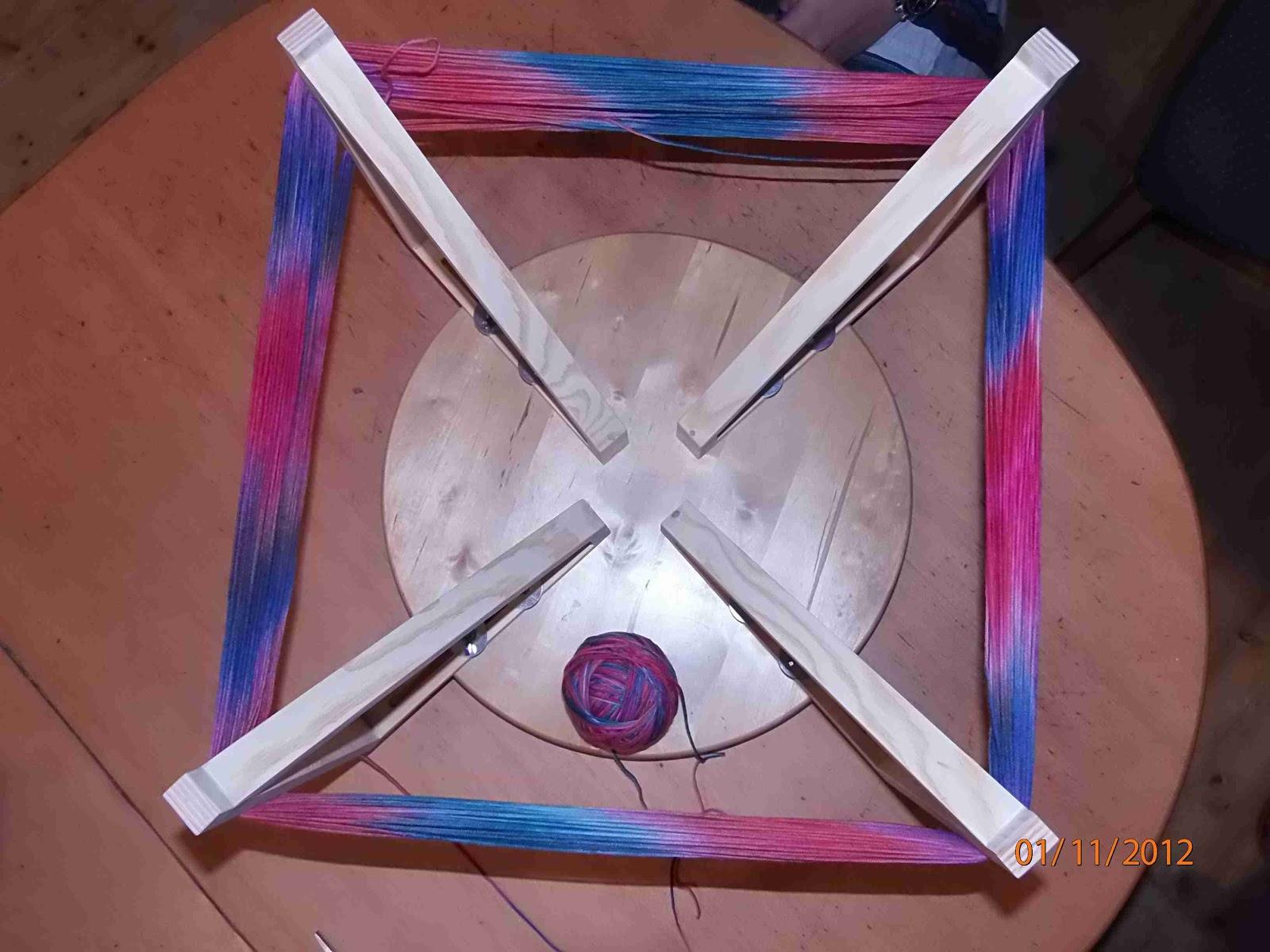 doriba 39 s maschen magie eine haspel. Black Bedroom Furniture Sets. Home Design Ideas