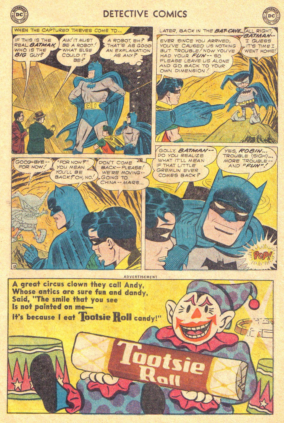 Read online Detective Comics (1937) comic -  Issue #267 - 14