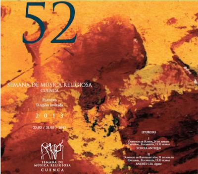 QUE VER EN CUENCA: Semana de Música Religiosa 3