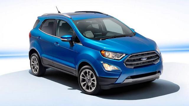 Ford EcoSport, la alternativa en un grupo de fuego