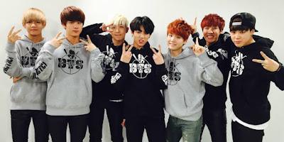 Profil dan Biodata Personil BTS (Bangtan Boys) Terbaru