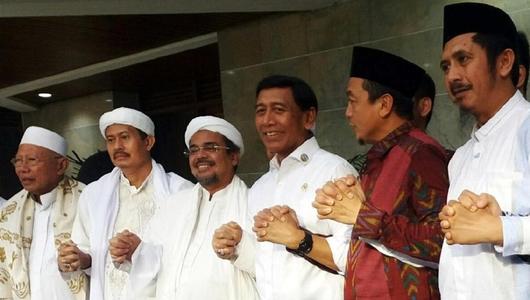 Wiranto Singgung Tokoh di Luar Negeri yang Jadi Kompor Penghasut Rakyat