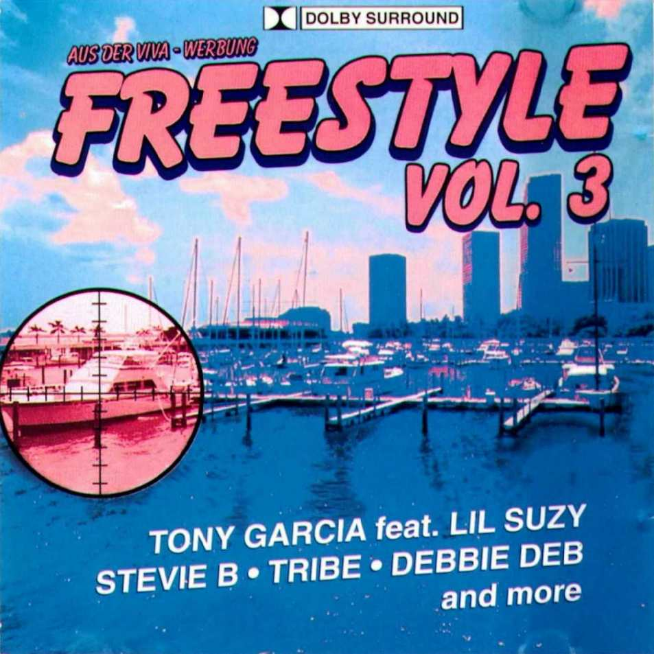 FREESTYLE BEAT: V.A FREESTYLE ZYX 40 VOLS
