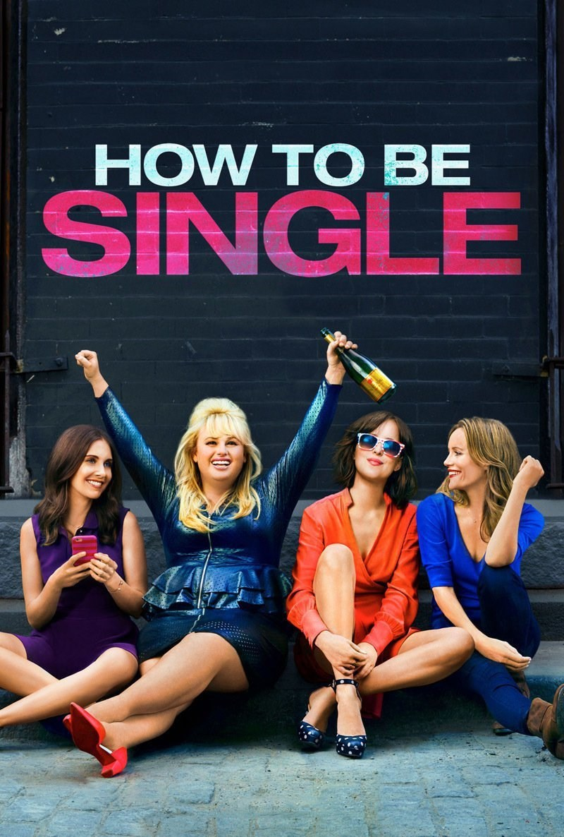 How To Be Single (2016) Bluray 720p 750mb Like Movies