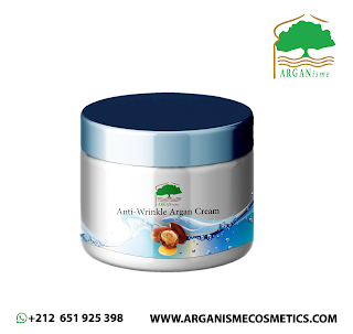 Anti-Wrinkles Argan Oil Cream Wholesale supplier