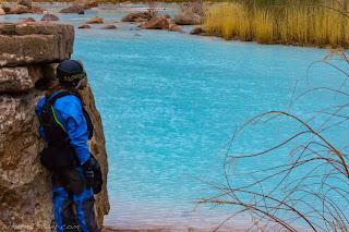 rowan stewart, blue nrs dry suit little colorado blue river red rocks beautiful