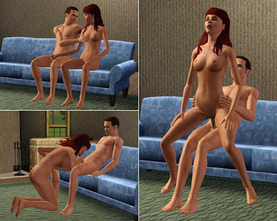 Liana Sims3 - Sims 3 Downloads