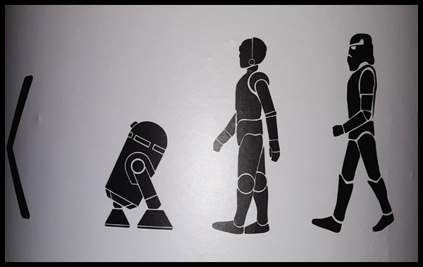 Follow the Droid