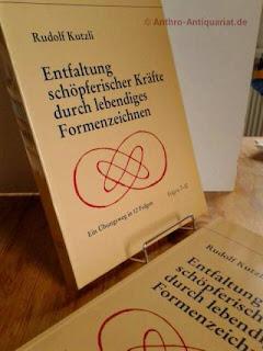 Kutzli, Rudolf: Entfaltung schöpferischer Kräfte durch lebendiges Formenzeichnen