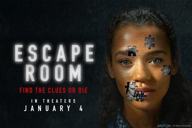 Escape Room (Film 2019) Scapă, dacă poţi!