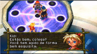 Chrono Cross ( Português ) PSX ISO