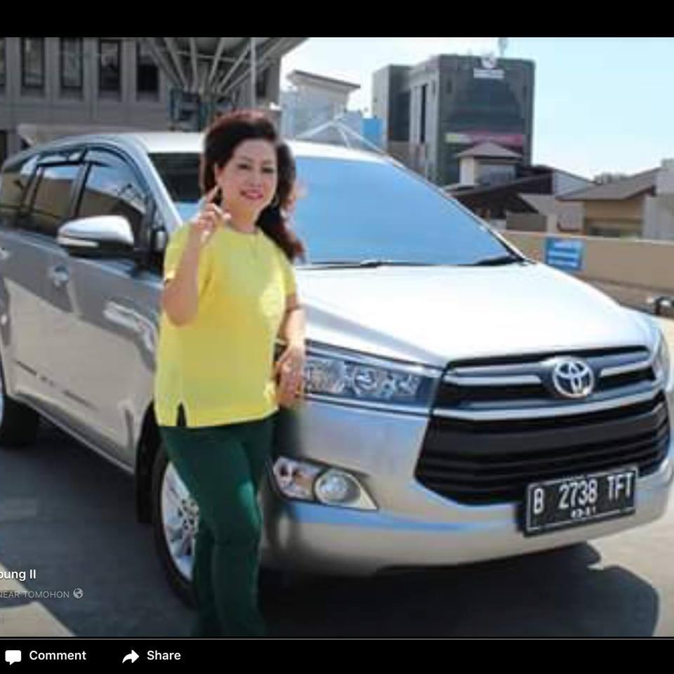 Bisnis Fkc Syariah - Reward Fkc - Lioe Siu Mei