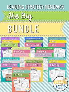 https://www.teacherspayteachers.com/Product/Reading-Strategy-MiniPack-Bundle-2284381