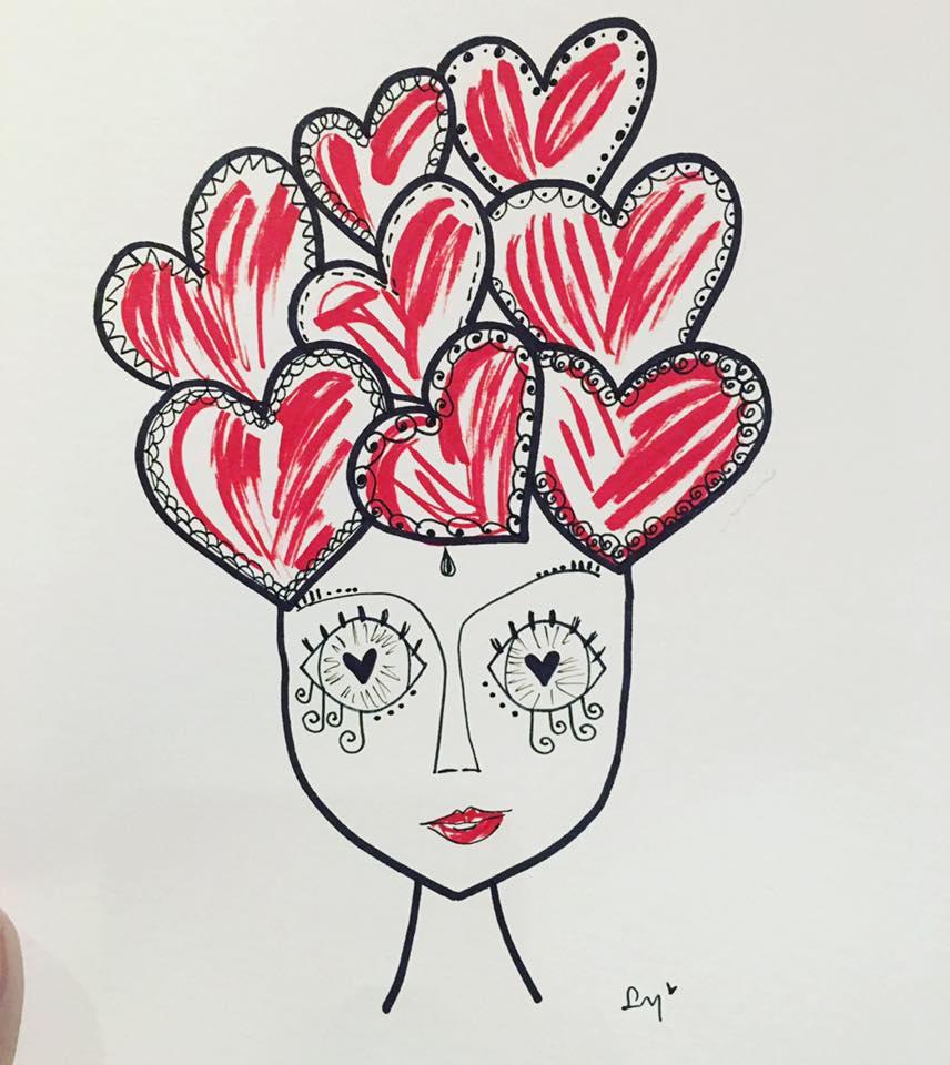 LolaMento, Lola Mento, ilustraciones Lola Mento, ilustraciones LolaMento, cuadros originales, cuadros decorativos, cuadros lola mento