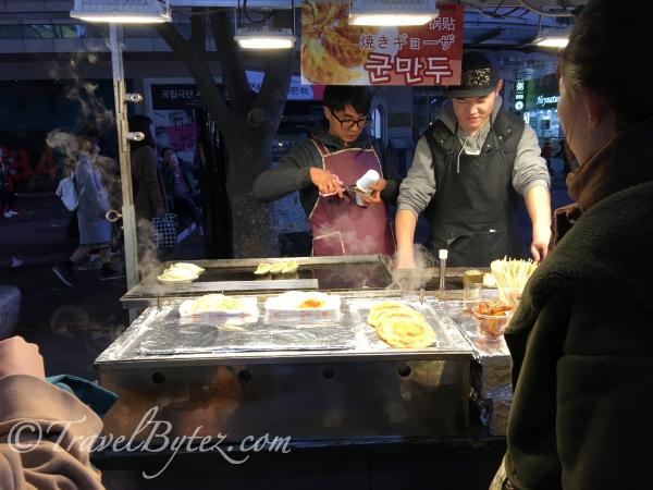 Dumplings (Mandu)
