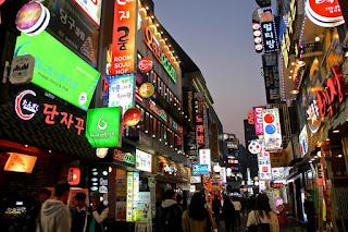 Korea Selatan Kini Jadi Incaran Para Pelancong