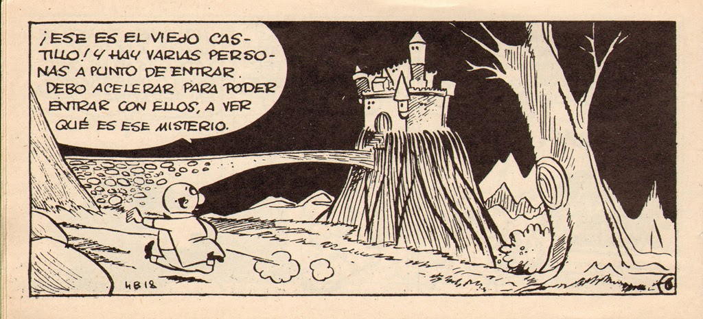 Humor de Bolsillo nº 18 El mago de la Coz