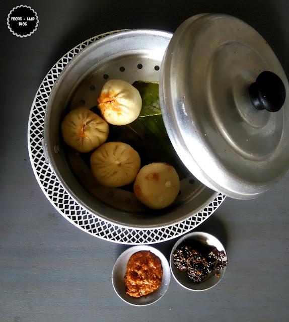 Pork Char Siu Bao@ Biergarten | Whitefield | Bangalore