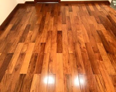Sàn gỗ tự nhiên sản phẩm đạt chất lượng quốc tế