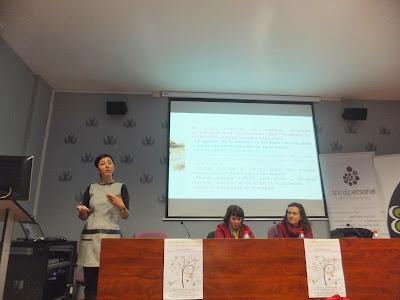 Spiral Personal  en las I Jornadas Profesionales de Mediación y Educación Social.