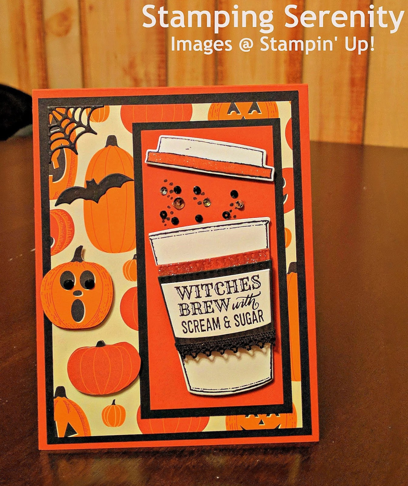Stamping Serenity Pals September Blog Hop