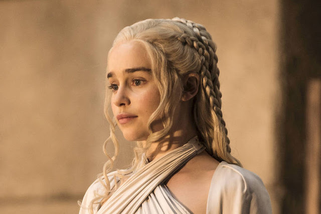Emilia Clarke ficou chocada com o final de Game of Thrones