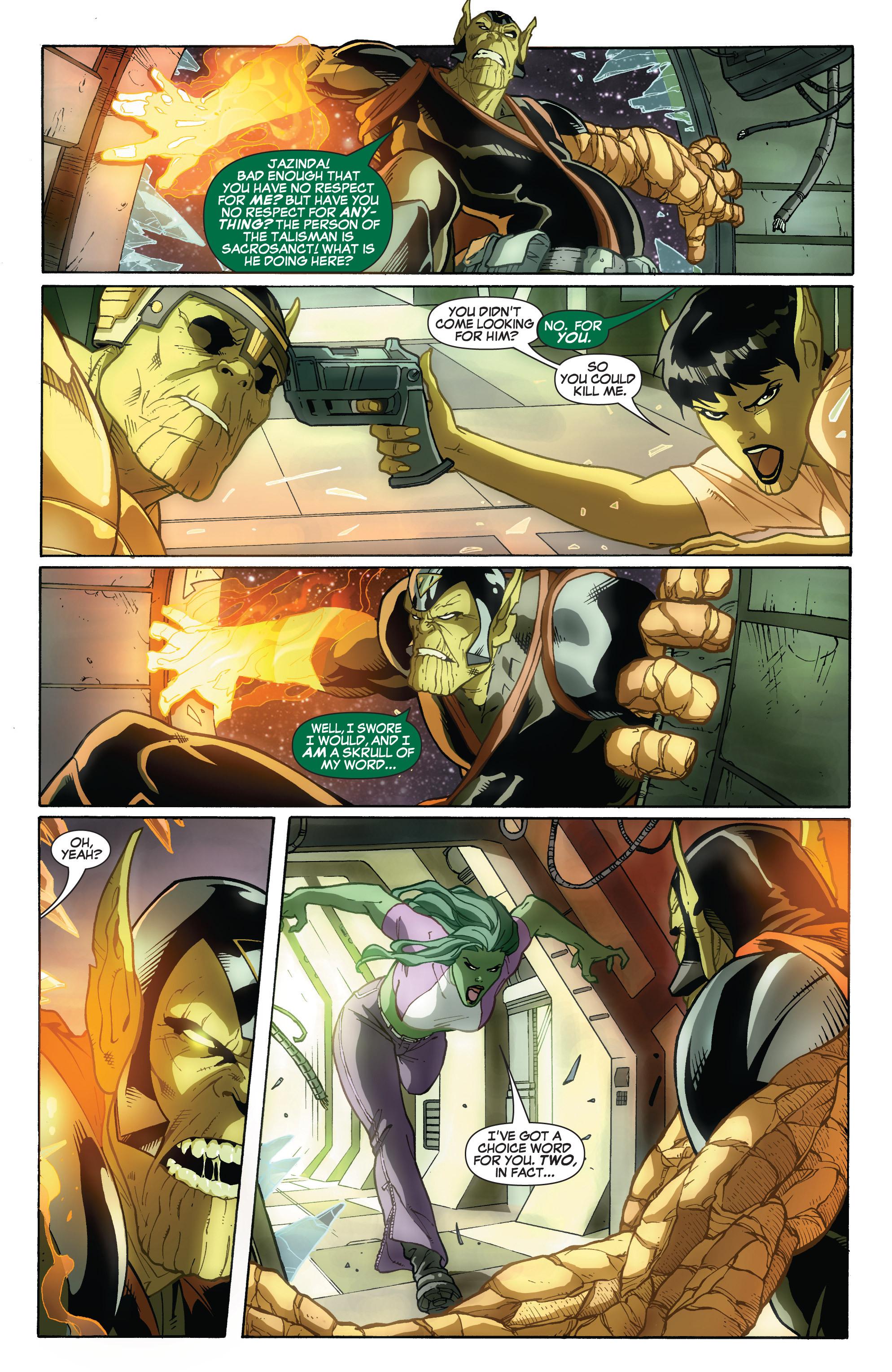 Read online She-Hulk (2005) comic -  Issue #32 - 19