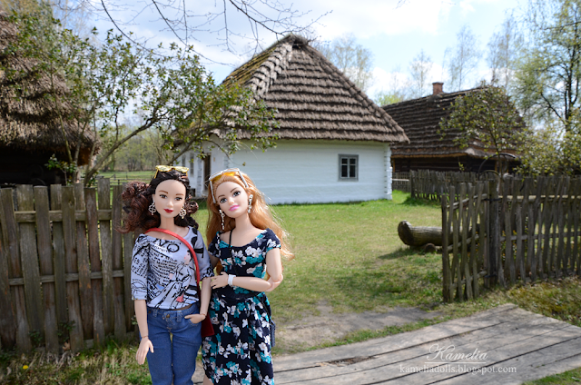 Visiting The Folk Museum in Kolbuszowa