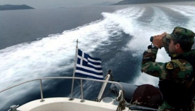 SECRET SERVICES ISRAEL: To what Greek island will cause hot episode Turks