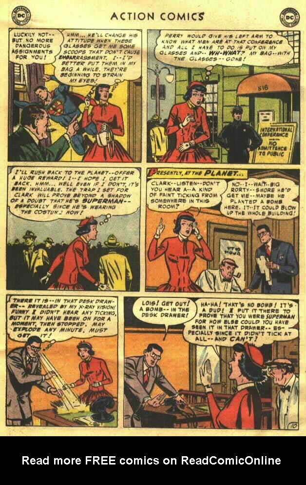 Read online Action Comics (1938) comic -  Issue #202 - 12