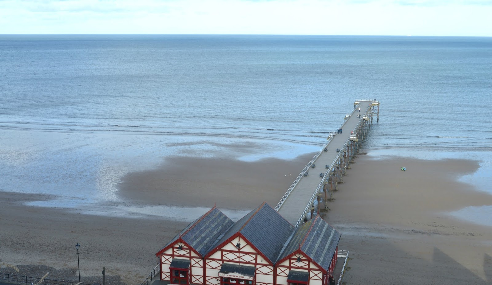 Day Trip to Saltburn