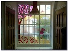 Stained GLASS Stickers For WINDOWS UK