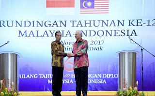 Indonesia-Malaysia Sepakat Tingkatkan Kerja Sama Di Berbagai Bidang