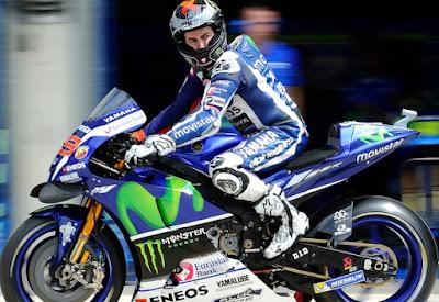 Hasil Lengkap Race MotoGP Le Mans, Prancis 2016