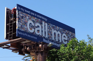 Anti-Scientology billboard