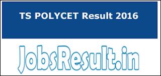 TS POLYCET Result 2016