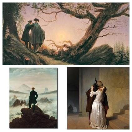 Sessantaseinblog In Viaggio Con I Personaggi Della Pittura Romantica