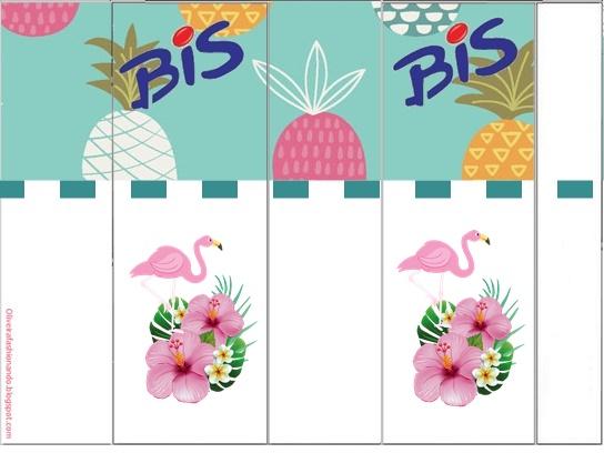 Oliveira Fashionando Kit Festa Flamingo Para Imprimir